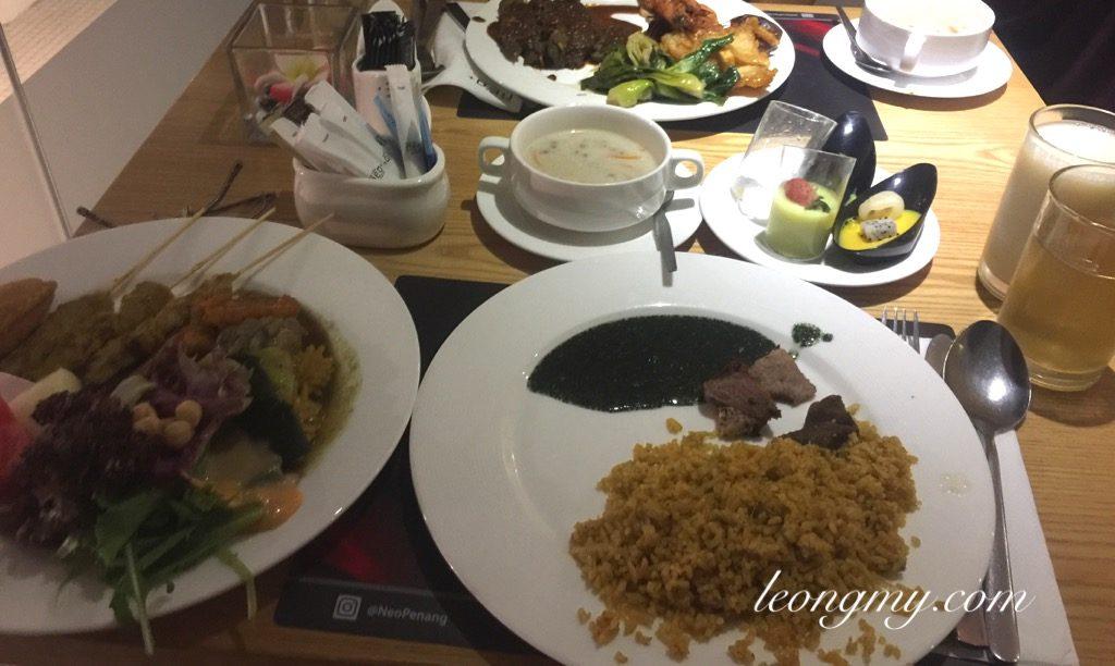 Ramadhan food buffet