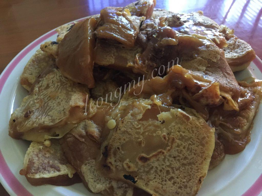 Chinese New Year cake @ nin gou, sweet glutinous rice cake
