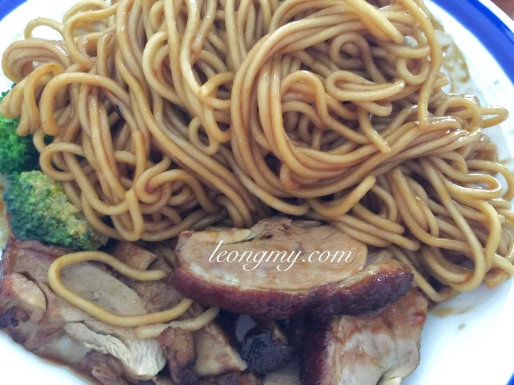 Duck Meat Noodles